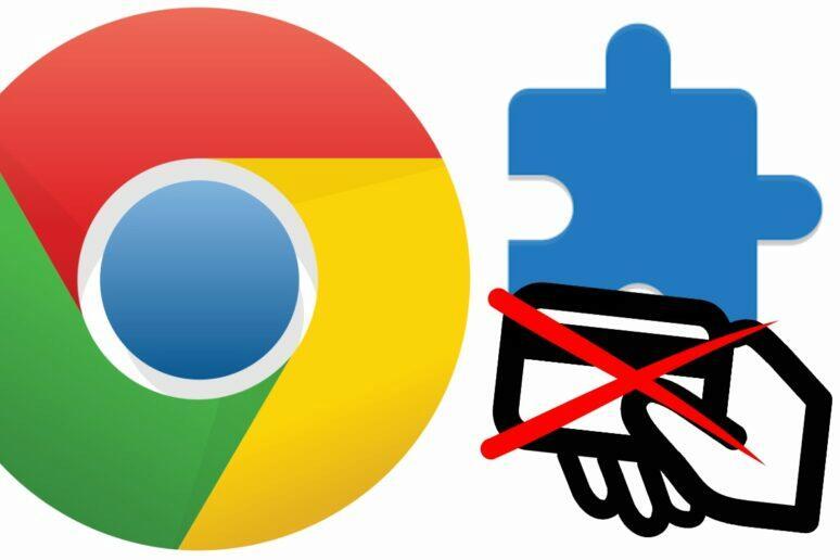 zrušení plateb za Chrome rozšíření