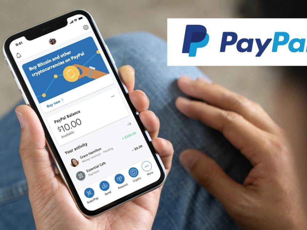 változtassa meg a bitcoint a paypal-hoz)