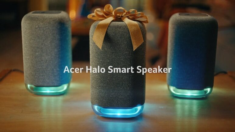 Acer Halo Smart Speaker | Acer