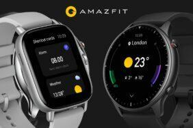 Amazfit GTR 2 GTS 2 parametry