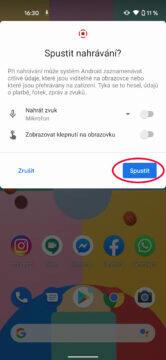 android 11 novinky