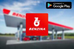 Aplikace Benzina