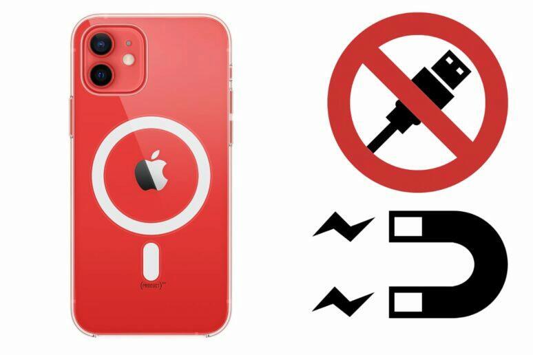 apple MagSafe iPhone 12