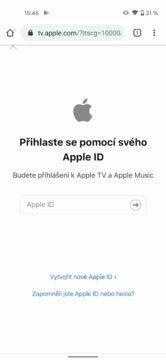 apple tv na ostatních telefonech