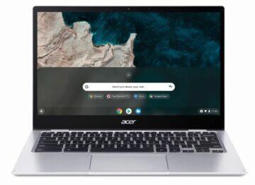 chrome OS android aplikace