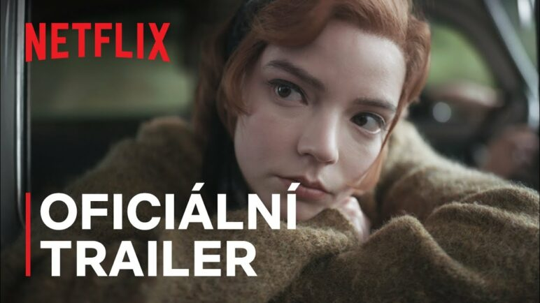 Dámský gambit | Oficiální trailer | Netflix