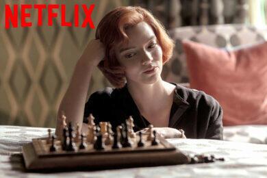 Dámský Gambit Netflix