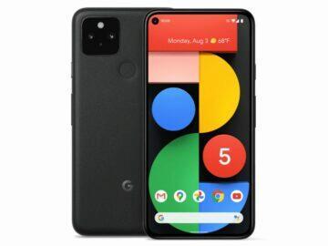 dělají výrobci konečně levné a kvalitní telefony google pixel 5