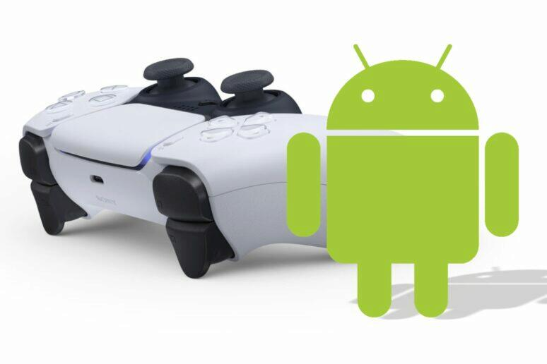 DualSense Android podpora