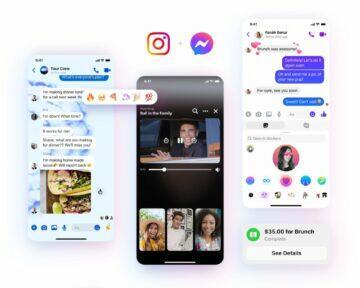 Facebook Messenger redesign nové funkce
