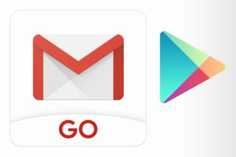 Gmail Go Obchod Play