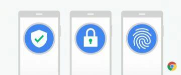 Google Chrome prolomené heslo