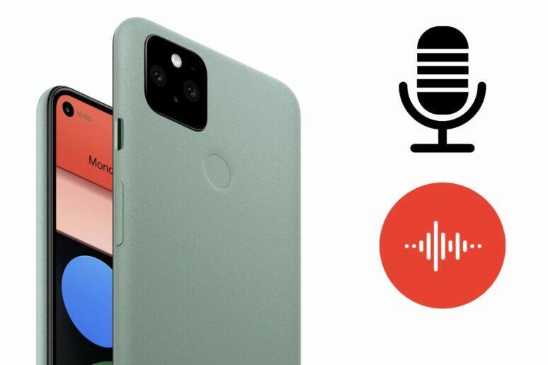 Google diktafon 2.0