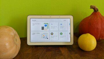 Google Home Hub update Discover možnosti