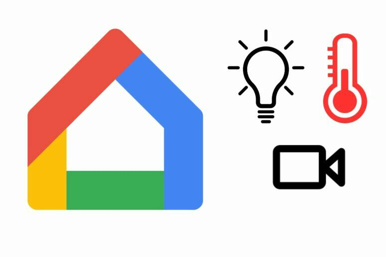 Google Home rutiny