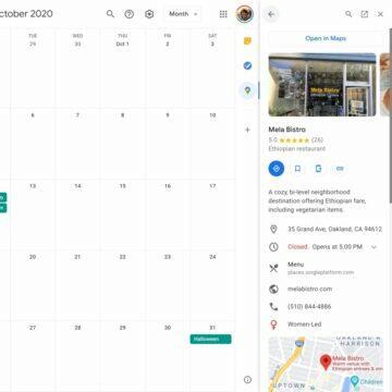 google kalendar detail mista
