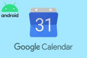 google kalendář získává skvělou funkci
