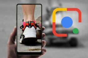 Google Lens rozpoznávání produktů