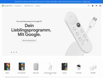 google store nemecko