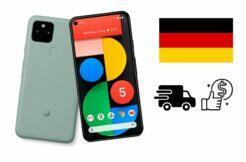 google store Pixel 5 nemecko