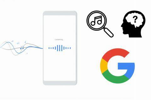 google vyhledani skladba