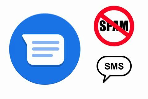 Google zprávy automatické mazání SMS