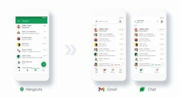 Hangouts Gmail Chat