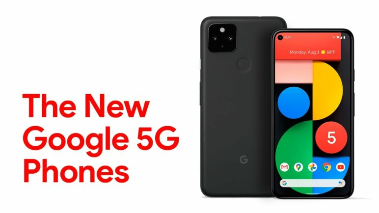 Help at the Speed of 5G | Introducing the new Pixel 5 and Pixel 4a with 5G