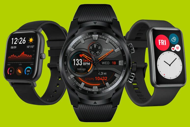 hodinky s nejlepší výdrží baterie