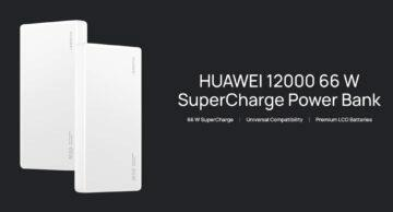 Huawei 66W powerbanka
