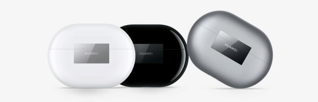 Huawei FreeBuds Pro barvy