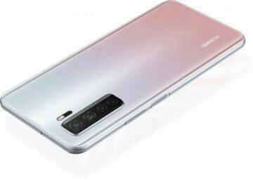 Huawei nova 7 SE 5G Youth oficiálně představen