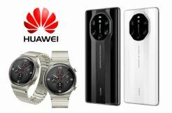 Huawei Porsche Watch GT 2 Mate 40 RS