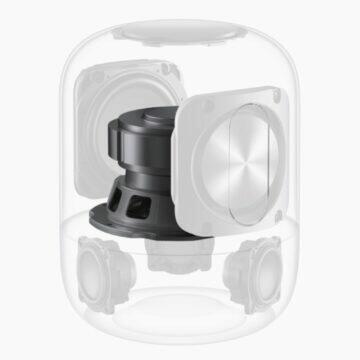Huawei Sound parametry basový reproduktor