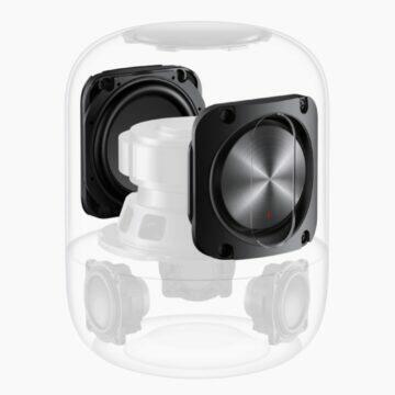 Huawei Sound parametry pasivní jednotky