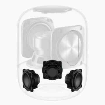 Huawei Sound parametry širokopásmové reproduktory
