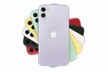 iphone 11 barvy