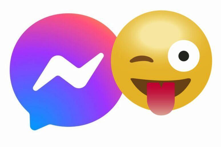 jak manuálně zapnout nové Messenger reakce
