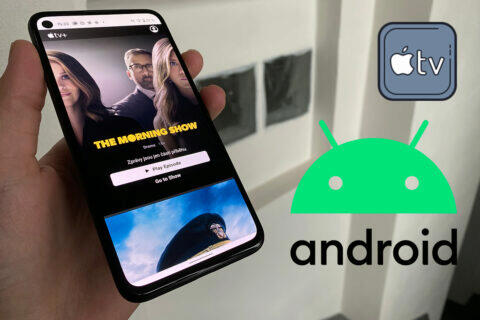 jak sledovat apple tv na androidu