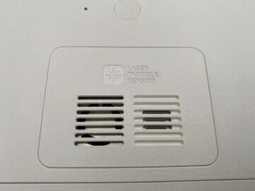 laserový senzor čistička vzduchu xiaomi