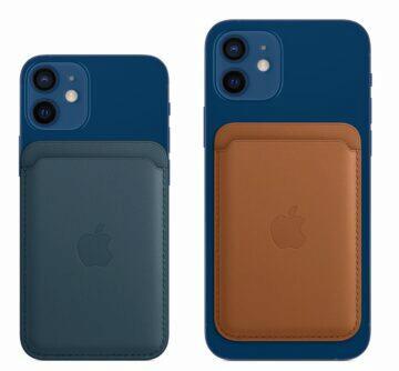 MagSafe penezenka iPhone 12