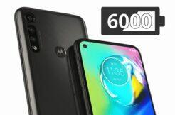 Motorola telefon 6000 mAh baterie