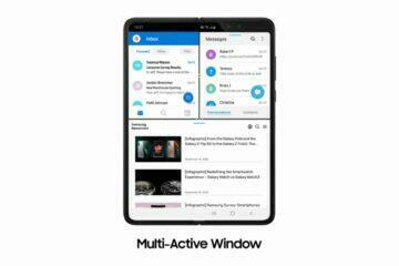 Multi-Active Window