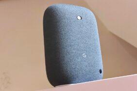 Nest Audio testování
