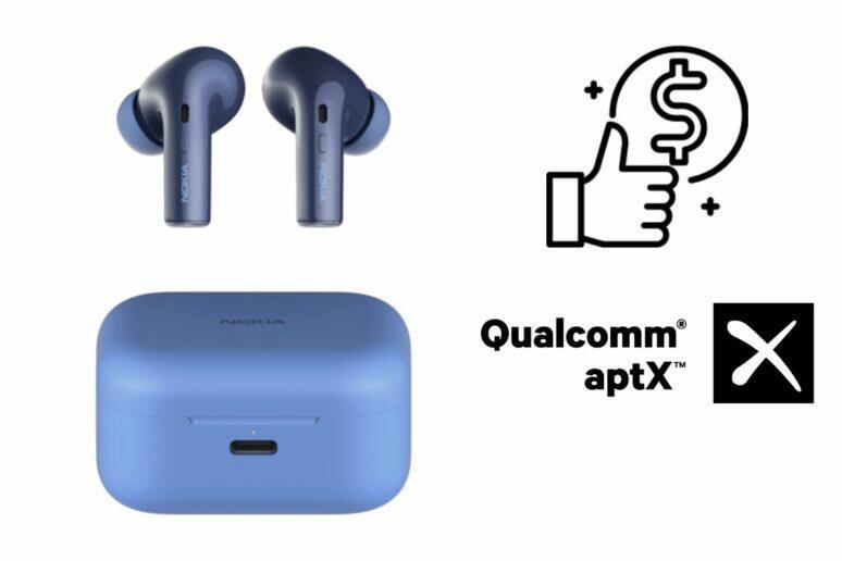 Nokia E3500 bezdrátová sluchátka evropský trh