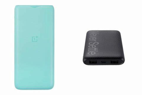 Nová 10 000mAh OnePlus powerbanka