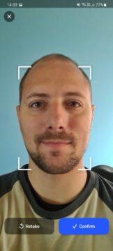 nová aplikace REFACE obličej