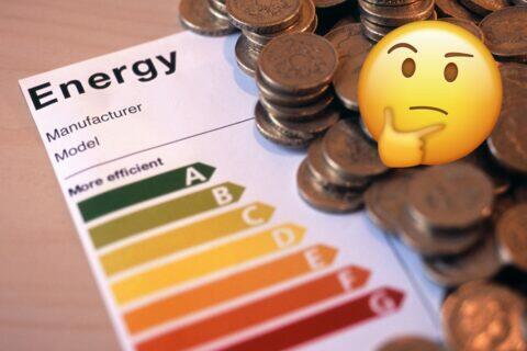 nové energetické štítky 2021