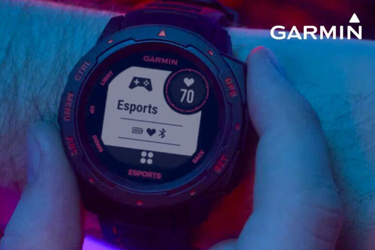 nové hodinky Garmin Instinct Esport Edition