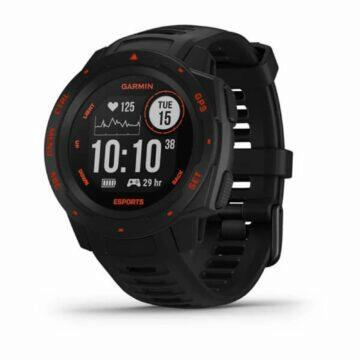 nové hodinky Garmin Instinct Esports Edition design